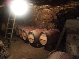 ワインを熟成させるカーヴ