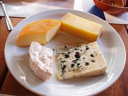 チーズプレート