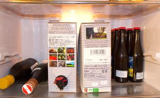 箱ワイン(ボックスワイン)の魅力4