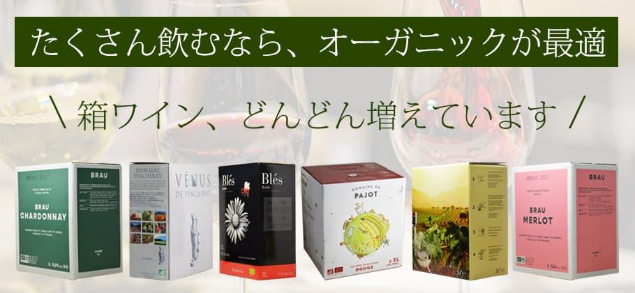 箱ワイン 紹介