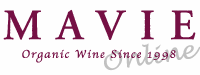 MAVIE online - Organic Wine Since 1998