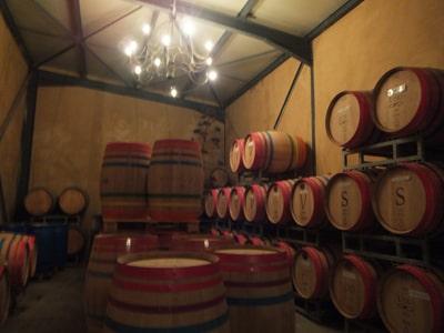 ブーリエ家の樽