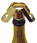 シャンパンストッパーの使い方1