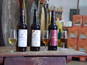 ネヴァド家3種のワイン